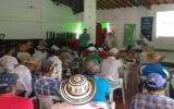 Productores de 5 municipios del norte de Antioquia vienen trabajando en este proyecto piloto que es liderado por Fedegán-FNG. Foto: Fedegán.