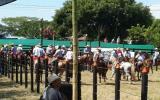 El pasado 3 y 4 de octubre se hizo la inauguración oficial y en ella participaron 45 vaqueros. Foto: CONtexto ganadero.