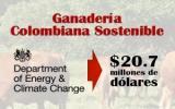 La donación de USD$20,7 millones por parte del Reino Unido beneficiará a 2.700 pequeños y medianos ganaderos en Colombia. Foto: CONtexto Ganadero.