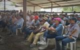 La Gira se realiza gracias al apoyo de la URDG de Fedegán en Tolima. Foto: CONtexto Ganadero.